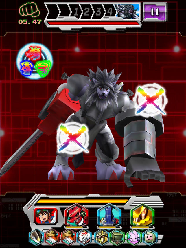 digimon fusion game download
